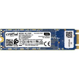 Disco Duro MX500 500GB SSD M.2 - CT500MX500SSD4