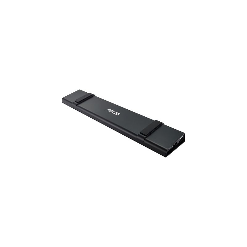 Asus Docking Station,1 USB 3.0,4 USB 3.0,1 Mic In,1 Audio Out,1 HDM,1 DVI-I,1 VGA By DVI-I to VGA  convertor,1 Ethernet