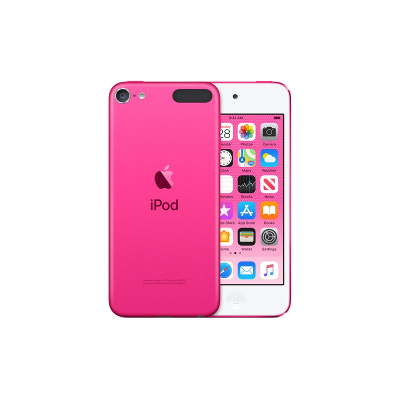 iPod touch,128GB,Pink