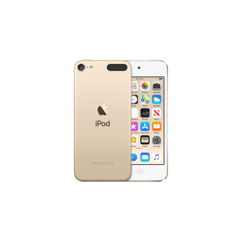 iPod touch,128GB,Gold