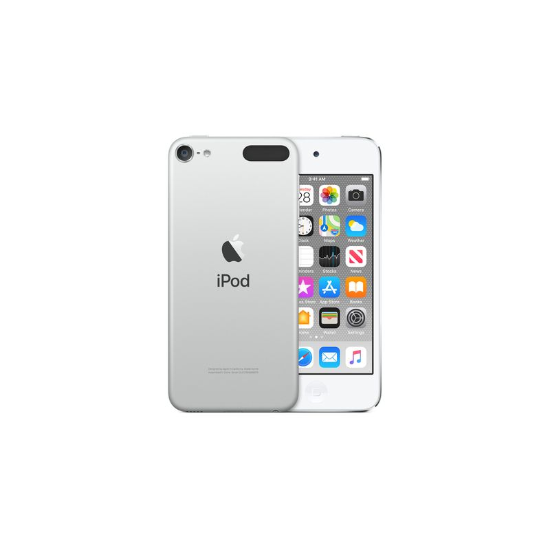 iPod touch,128GB,Silver