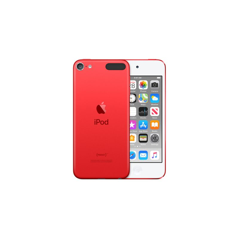 iPod touch,128GB,Red
