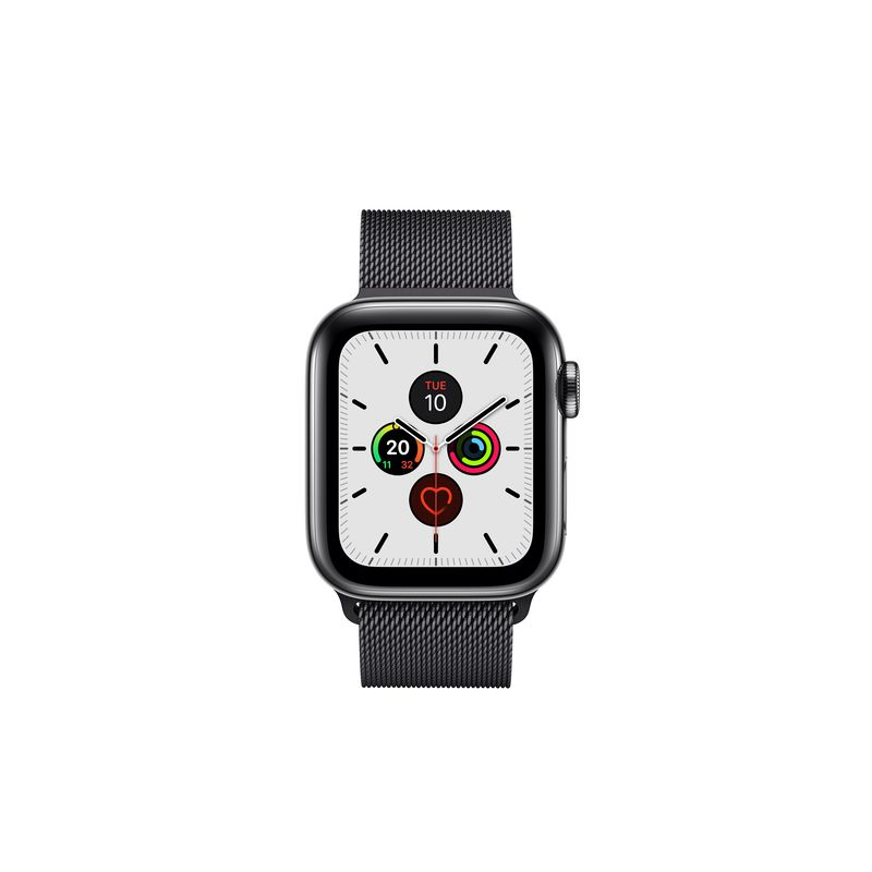 Watch Series 5,40mm,Space Black,GPS + Cellular