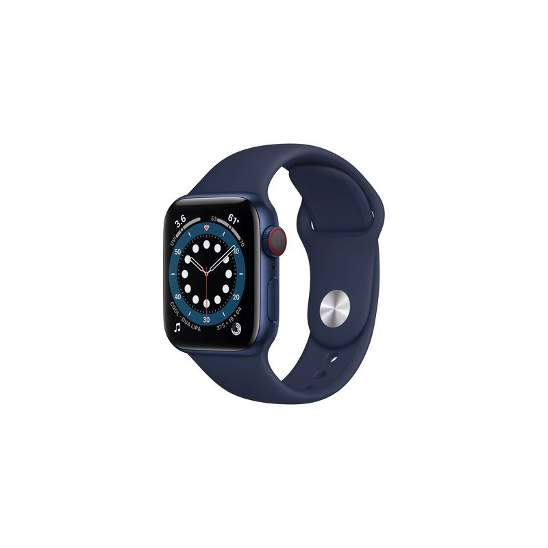 Watch Series 6,40mm,Blue,GPS + Cellular