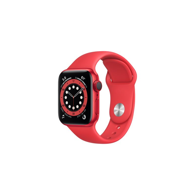 Watch Series 6,40mm,PRODUCT(RED),GPS + Cellular