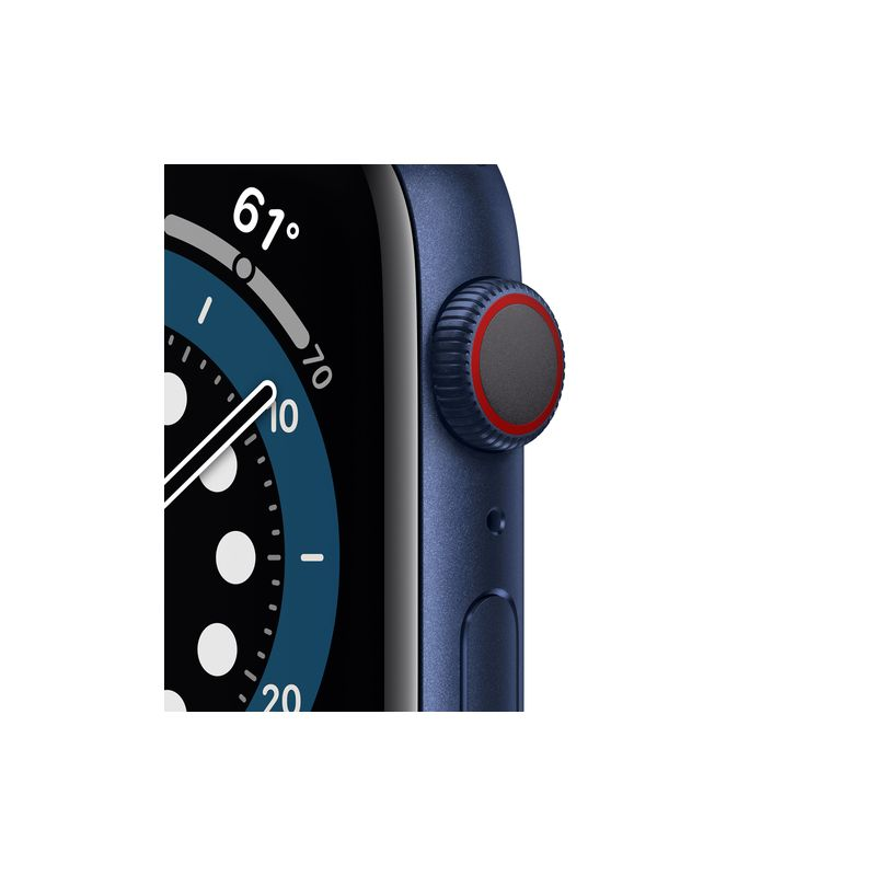 Watch Series 6,44mm,Blue,GPS + Cellular