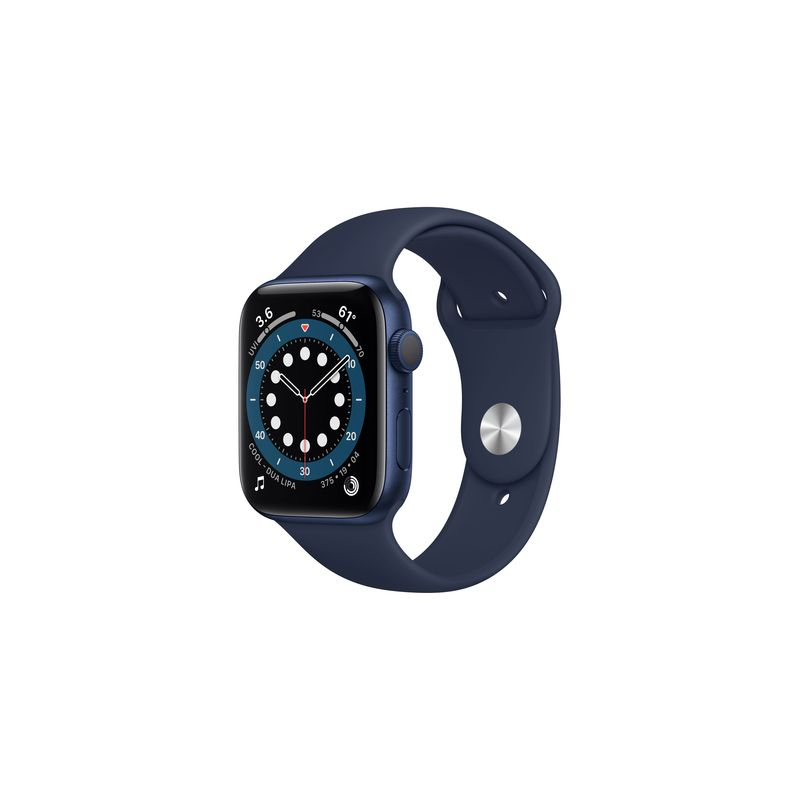 Watch Series 6,44mm,Blue,GPS