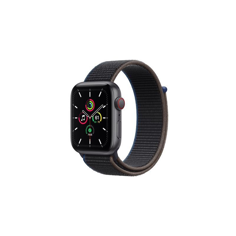 Watch SE,44mm,Space Grey,GPS + Cellular