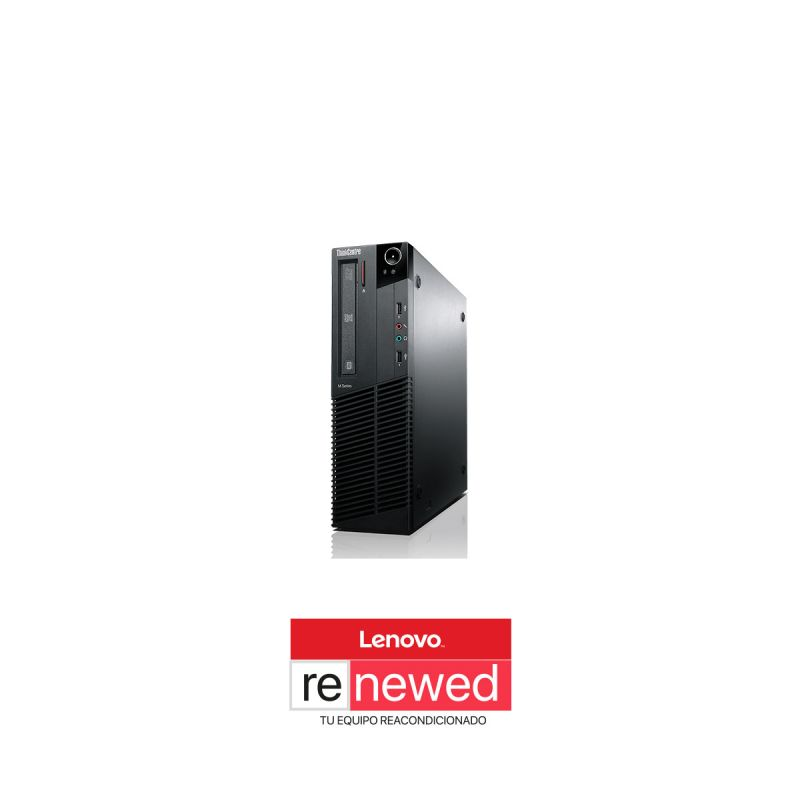 RENEWED ThinkCentre M82 SFF,G2020,4GB,250GB