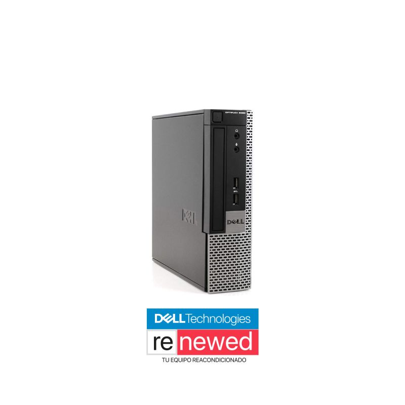 RENEWED Optiplex 9020 SFF,i5-4590,4GB,500GB
