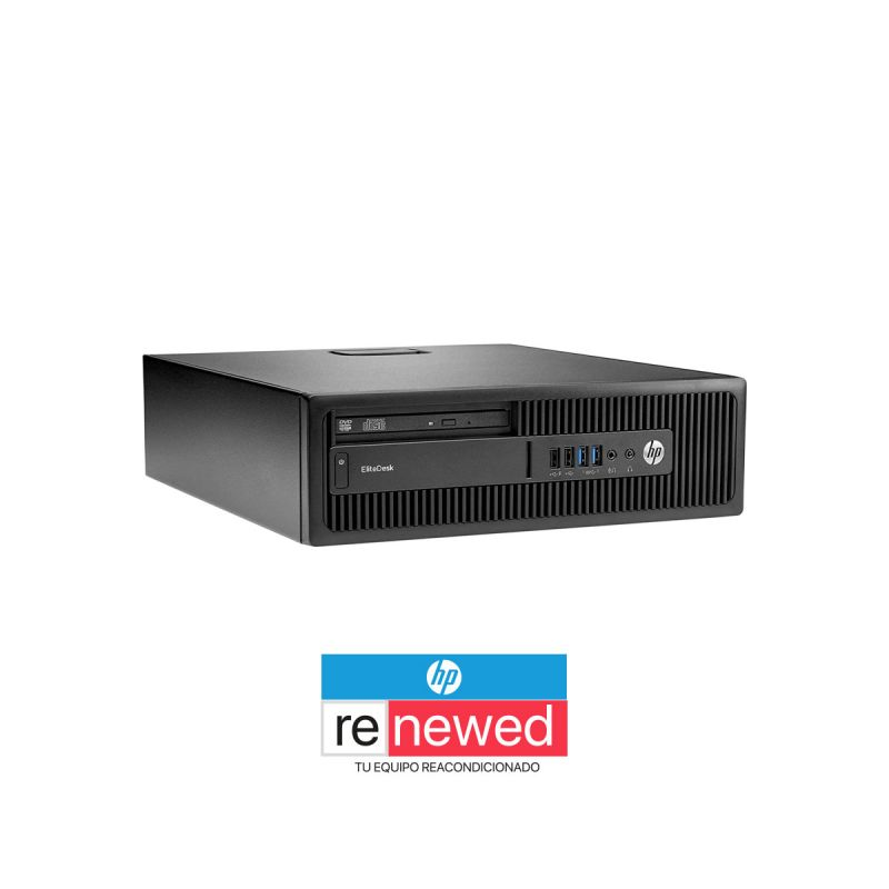 RENEWED EliteDesk 800 G1 SFF,i5-4570,8GB,240GB SSD