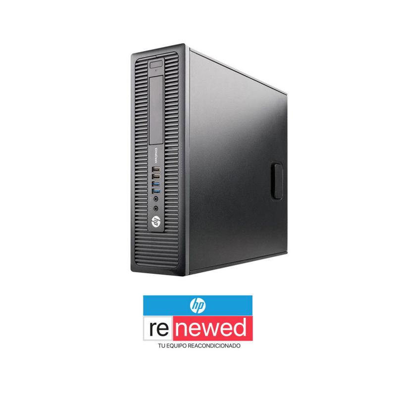 RENEWED EliteDesk 800 G1 SFF,i5-4ªgen,4GB,120GB SSD
