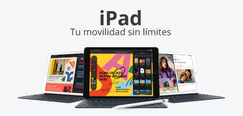 iPad Apple Movilidad